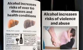 alcohol risk of 60 cconditions