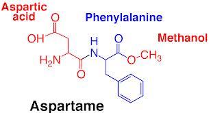 Aspartame chemistry 2