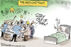 medicaid cartoon