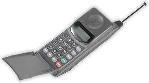 cell phone from last century