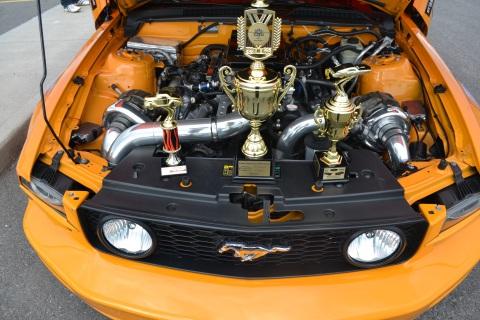 ,mustang engine 2