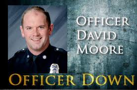 Officer david moore officer down