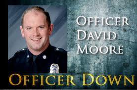 Officer david moore officer down