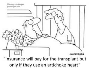 artichoke heart cartoon