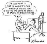 pay for the good news cartoon