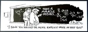 blackboard cartoon