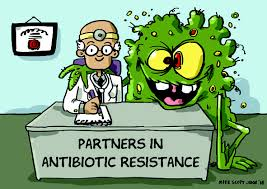 partners in antibiotic resistance