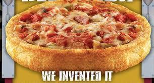 uno classic pizza