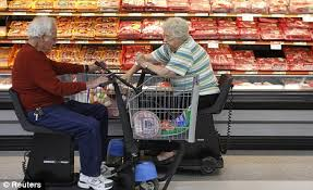 mobility shopping carts